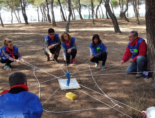 Outdoor Training en Competencias Directivas
